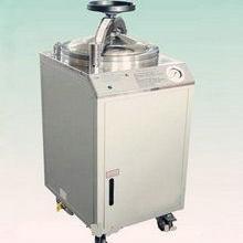 立式蒸汽灭菌器/50L人工加水