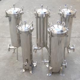 水处理多袋过滤器