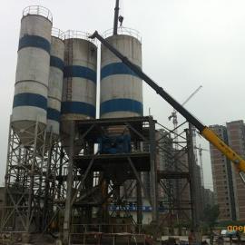 HZS混凝土搅拌站拆迁、搅拌站升级