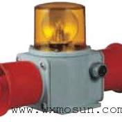 SHD2-WA-220-R双喇叭声光组合报警灯