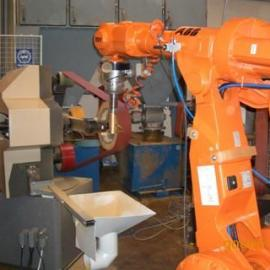 盛国宏贝机器人柔性磨削抛光,磨削抛光机器人