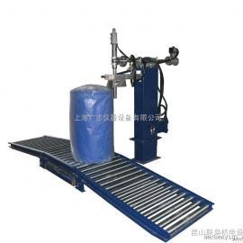 聚氯乙烯树脂自动大桶灌装机