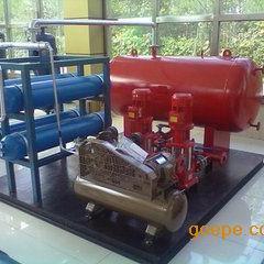 询消防气体顶压给水设备报价
