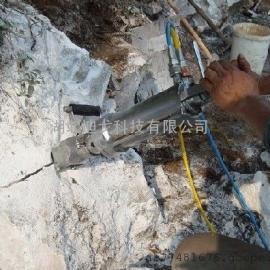 露天土石方开挖代替爆破最佳小设备机械