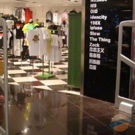 石家庄服装购物中心防盗器 购物商场防盗安检门
