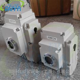上海欧研供应精小型OUYA系列(三相交流开度信号型)执行器