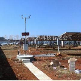 太阳能发电站测试系统