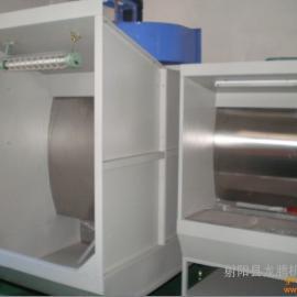 水帘喷漆柜双桶布袋吸尘器单桶移动吸尘机厂家直销粉尘收集器