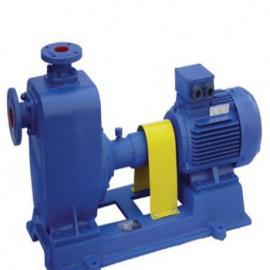 自吸式离心泵生产供应商-ZX自吸式离心泵生产厂家