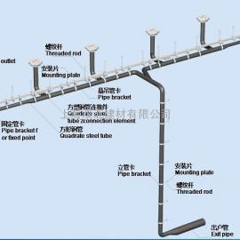 建筑屋顶虹吸式雨水系统工程安装公司