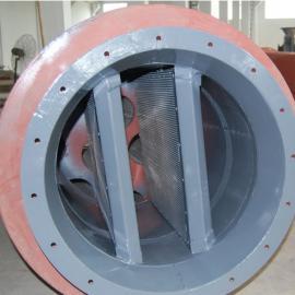 阻抗复合型锅炉消音器