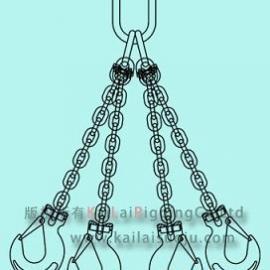 四肢链条索具