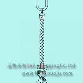 单肢吊带索具