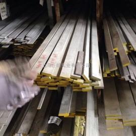 供应【品质卓越】上海304不锈钢扁钢冷拉、热轧材料