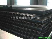 上海HDPE虹吸式雨水管生产厂家批发
