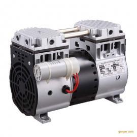 小型无油活塞式真空泵HP-140V微型无油真空泵小型