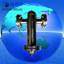 天然气汽液分离器+不锈钢汽液分离器-旋风式 挡板式