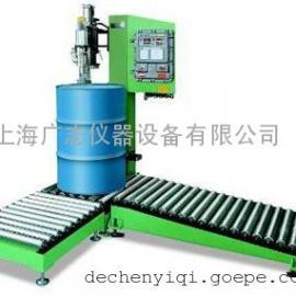化工、润滑油、树脂防爆灌装机量程30、60.300公斤