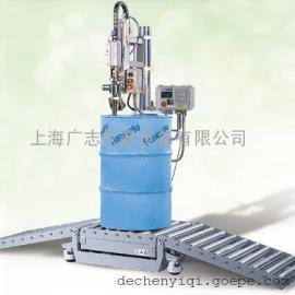 化工染料全密闭抗腐蚀200L灌装机,200L称重灌装机