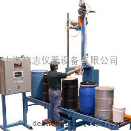 涂料灌装机,液体灌装机,200L灌装机,防爆200L灌装机