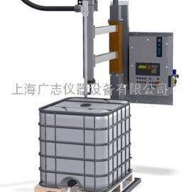 化工染料灌装机,1000L液体灌装机,IBC桶灌装机防爆型