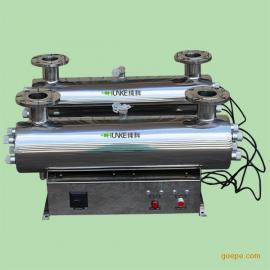 紫外线杀菌器 过流式不锈钢消毒器 uv灯管紫外线消毒器