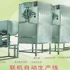 绿豆沙冰机自动生产线