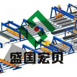 SGHB船舶平面分段生产流水线及海工自动化焊接设备