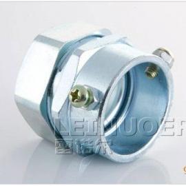 雷诺尔LNE-DKJ卡套式接头 金属软管硬管接头