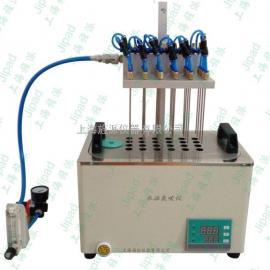 DCY-12S水浴氮吹仪 水浴氮吹仪配流量计压力表