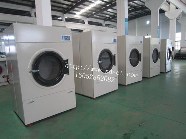 大型衣服烘干机(滚筒不锈钢材质)
