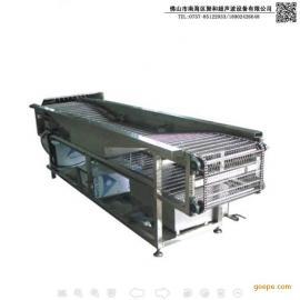 全自动通过式超声波清洗机(玻璃除尘清洗)