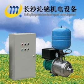 宁乡家用变频供水设备全不锈钢深井泵全自动控制洁净环保