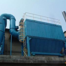 诚信供应PPC气箱式脉冲除尘器 布袋除尘设备反吹袋式除尘器