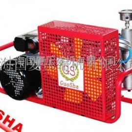 绳索抛射器气瓶充气用空压机 厂家
