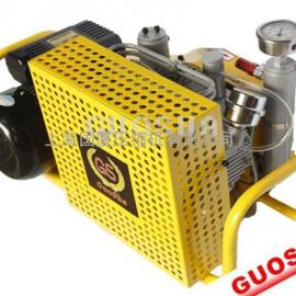 绳索抛射器气瓶充气用空气压缩机