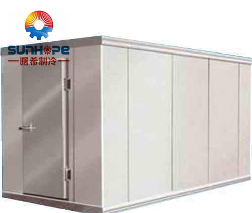 小型冷库是产地农民,小型果蔬批发市场和流通中转