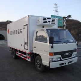 1.5吨国四江铃医疗废物收集运输车