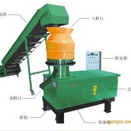 河南科朗秸秆压块机生产线