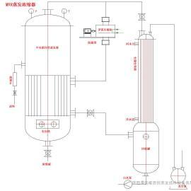 MVR电镀废液蒸发浓缩机组