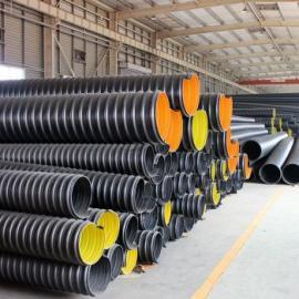周口钢带增强型排污管生产厂家