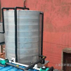 100间客房用的空气能热泵热水