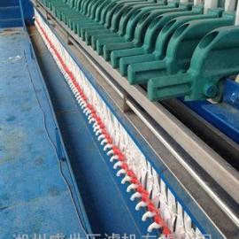 沙场煤矿专用高效过滤自动拉板厢式压滤机压泥机箱式压滤机