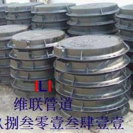 重庆球墨铸铁井盖水箅子沟盖板厂家型号价格