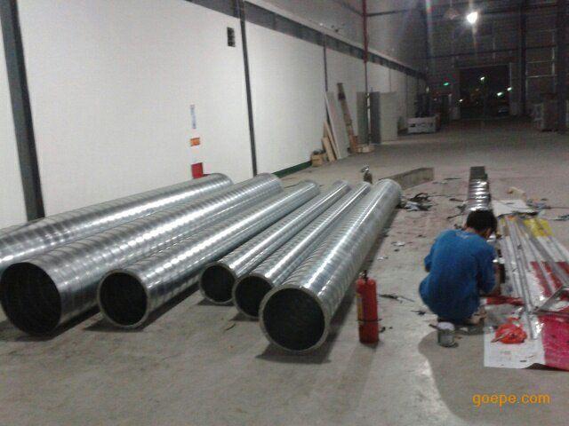 深圳通风设备 通风工程 通风管道设计