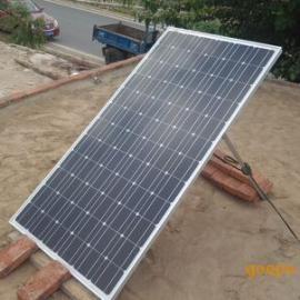 兰州永登县200w太阳能光伏发电系统,兰州家庭太阳能发电机