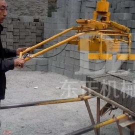 全自动一人 码砖机 码垛机 上砖机 抓砖机-----东正机械