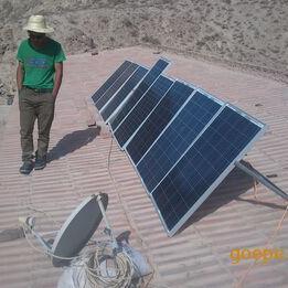 甘肃 白银市800w太阳能光伏发电机,农民太阳能发电机组