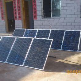 天水市秦安1kw家庭太阳能光伏发电机,家庭太阳能发电系统