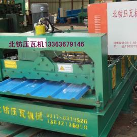 840全自动液压彩钢单板机技术参数机应用价格